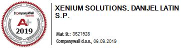 svojpotencial.si - CompanyWall certifikat A  2019